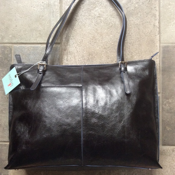 5fce10ba68 NWT Genuine Leather Tote from hobo